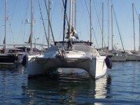promenade en catamaran depuis Porquerolles