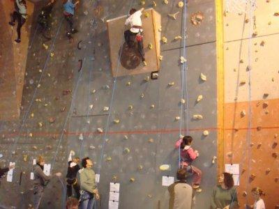 Cracq Jeunes Escalade Mur d'escalade
