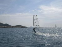 Apprendre le windsurf