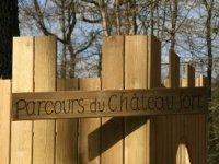 Parcours Château fort