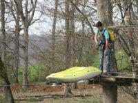 Parcours Kayak