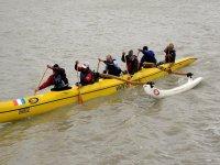 Kayak entièrement équipé