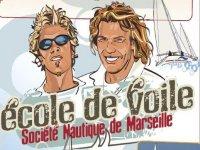Société Nautique de Marseille Promenades en Bateau