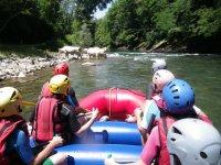 Surprises sur la riviere