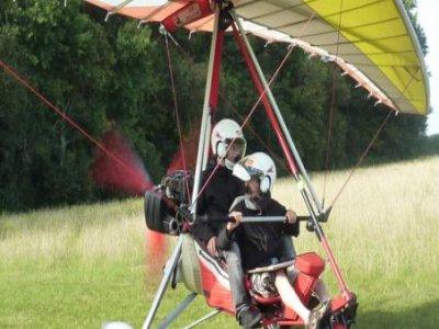 Balade Aérienne ULM en Vendée - 60 Minutes