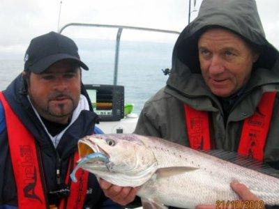 Pêche en Gironde Moniteur guide de pêche