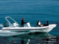 Balade en bateau avec skipper