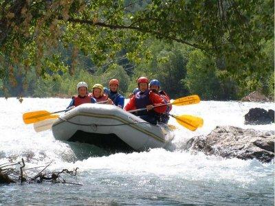 Rapid'Eau Raft Rafting
