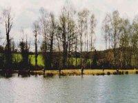 Reservoir au coeur de la Charente Limousine