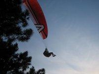 cours de parapente avec aero light sport