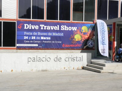 Pierre-Yves Cousteau au Dive Travel Show 2012