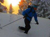 Ski de fond hors piste ou sur les sentiers