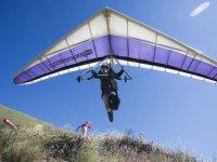 Club de deltaplane dans le Jura