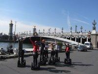 Visite de Paris en Gyropode