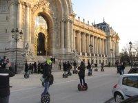 Petit Palais sur 2 roues