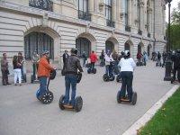 Grand Palais avec Gyr Way