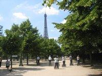 Tour Eiffel et Segway