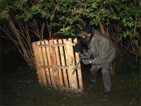 Paintball nocturne a Gondecourt dans le Nord