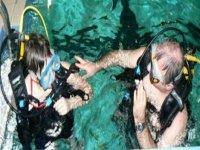 Bapteme de plongee a la piscine de Chateau Thierry