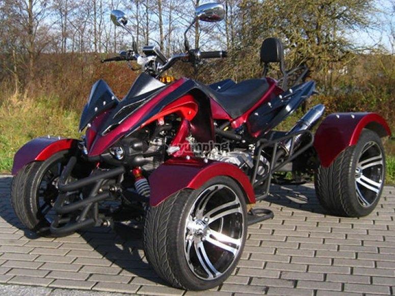 quad 300cc
