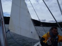 Naviguer avec une ecole de voile