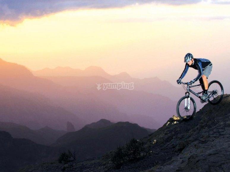 VTT Downhill