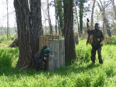 Provence Paintball Location