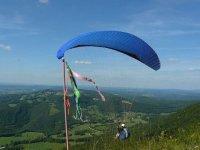 Belle experience dans les airs