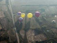 Tours de montgolfières