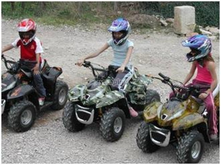 Mini quad pour les enfants