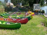 Location canoe kayak en Camargue