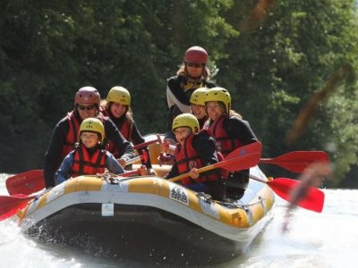 Session Raft Rafting