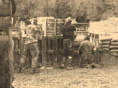 Faire du Paintball en Moselle
