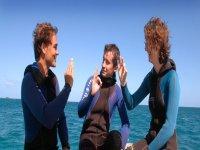 Plongee avec Escale Aquatique
