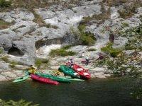 Kayak de Couiza a Alet les Baims