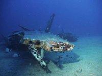 Epave en plongee proche de Marseille