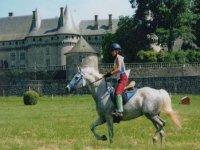 Randos Equestres au coeur du Perigord Noir avec La Vallee des Chateaux
