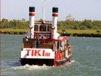 Le bateau Tiki III