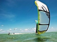 Stage de kite a Gruissan