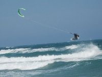 Cours de kite en Ecole de Kitesurf a Leucate