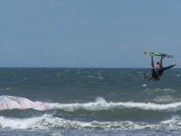 Stage de kitesurf a Leucate
