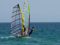 Windsurf cours et location a Barcares et Leucate
