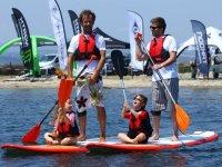 Paddle surf location enfant