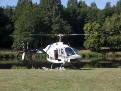 Air Tarn Vol en Hélicoptère