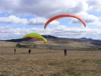 Vol en duo en parapente