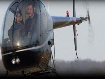OFFRE-Vol d'initiation 30' hélicoptère-Paris