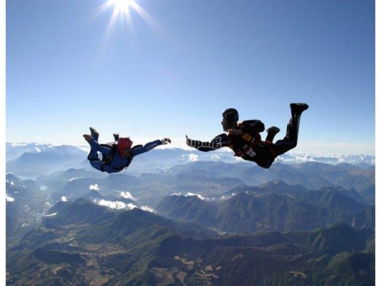 Chute Libre Hautes Alpes