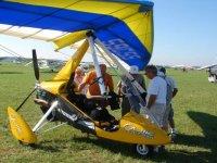 Vol en ULM avec Air Ouest Pilotage