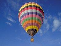 Vol en montgolfiere dans le Loir et Cher