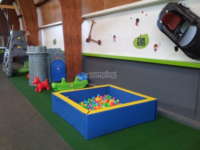 Jeux pour enfants Funshine